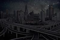 Как бы выглядели крупные города мира, лишись они ночного освещения