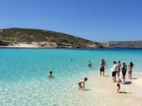 Мальта: пляжный отдых в Меллихе