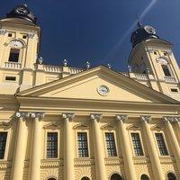 Реформаторская церковь в Дебрецене
