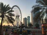 ОАЭ, Шарджа: посещение парка