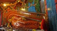 Отдыхающий Будда в Аскоромайи