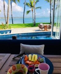 экзотические виды и фрукты Маврикия