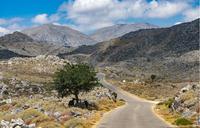 горные склоны Кипра