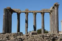 Португалия: храм Дианы в Эворе