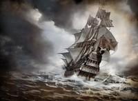 Пролив Дрейка — самое штормовое место на планете