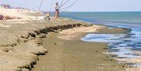 Рыбалка на Арабатской Стрелке