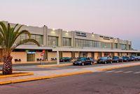 Chania International Airport Ioannis Daskalogiannis, аэропорт острова Крит