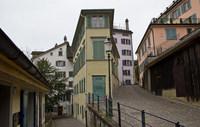 """Обычная улица в Цюрихе и ее обычное """"наполнение"""""""