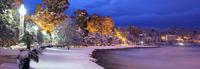 Зимний Сухум
