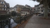 Осень в Страсбурге, ноябрь 2018