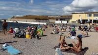 Мой пляжный отдых в Севастополе проходил вот так!