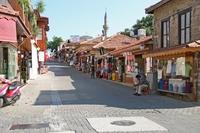 Сиде: улицы старого города