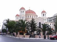 Салоники: площадь Аристотеля