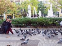 Середина ноября, Мадрид, Испания