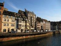 Страсбург: городская архитектура