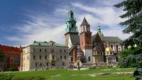 Краков: по дороге в Вавельский замок