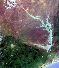 Вольта: где находится самое большое водохранилище в мире