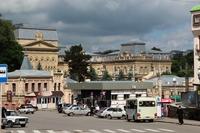 Кисловодск: город в день прибытия