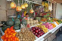 Фрукты на Филиппинах стоят достаточно дёшево
