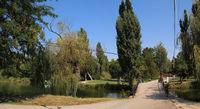 Гагаринский парк Симферополя
