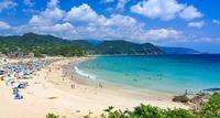 Благоустроенные пляжи Японии