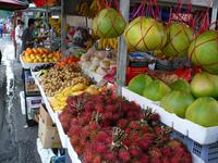Фруктовый рынок (Куала Лумпур, Малайзия)