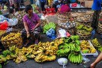 На рынках продаются дешёвые, но вкусные экзотические фрукты