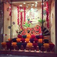 Новогодний шопинг в Хошимине